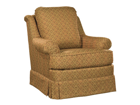 Hekman Furniture - Laura Swivel Glider - 1127SG