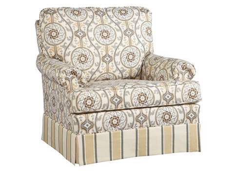 Hekman Furniture - Abby Swivel Rocker - 1131SR