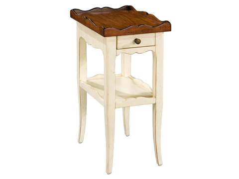Hekman Furniture - Hyannis Retreat Rectangular End Table - 1-1904