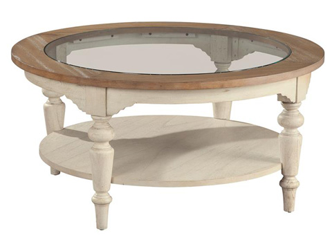 Hekman Furniture - Sutton's Bay Round Coffee Table - 1-4104