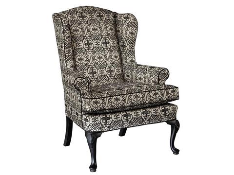 Hekman Furniture - Grace Wing Chair - 1508