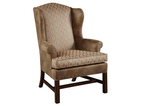 Hekman Furniture - Celeste Wing Chair - 1520