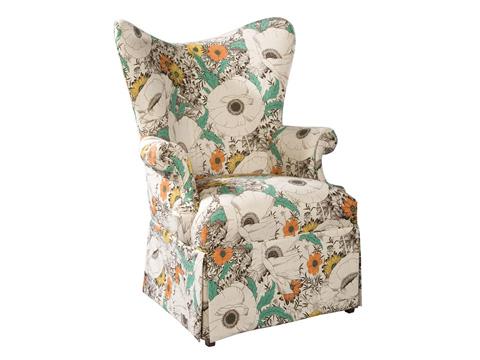 Hekman Furniture - Donovan Wing Chair - 1564