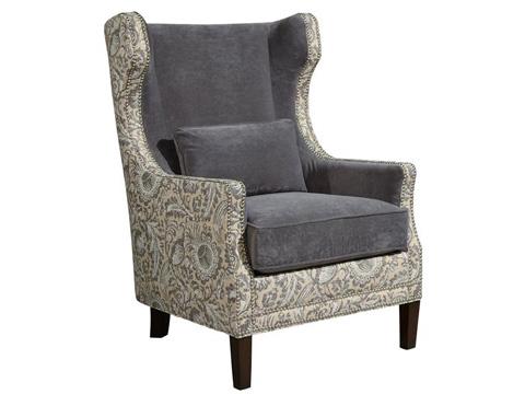 Hekman Furniture - Gardner Wing Chair - 1566