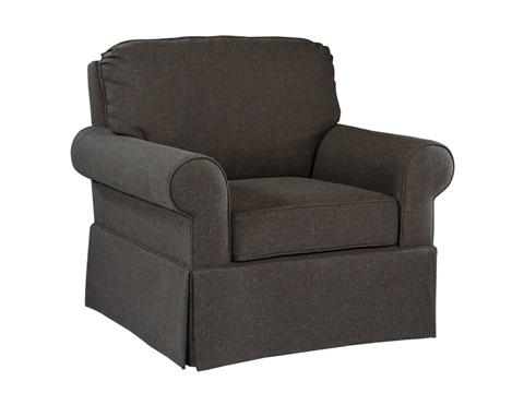 Hekman Furniture - Roman Swivel Glider - 173140SG