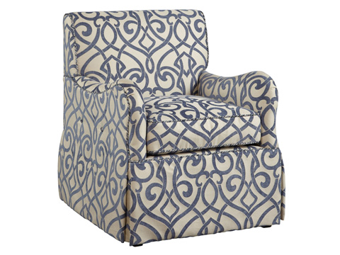 Hekman Furniture - Isabelle Swivel Chair - 1751SW