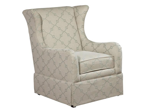 Hekman Furniture - Janelle Wing Chair - 1767