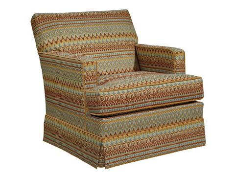 Hekman Furniture - Spencer Swivel Glider - 1781SG