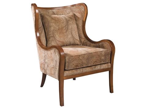 Hekman Furniture - Gena Wing Chair - 1904