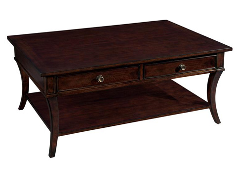 Hekman Furniture - Central Park Coffee Table - 2-3101