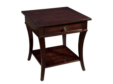 Hekman Furniture - Central Park End Table - 2-3102