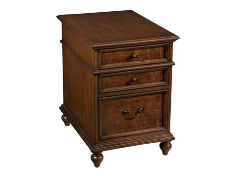 Hekman Furniture - Vintage European Rectangular Chairside Chest - 2-3208