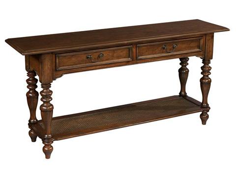 Hekman Furniture - Vintage European Sofa Table - 2-3212