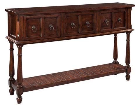 Hekman Furniture - Burlington Console - 2-7102
