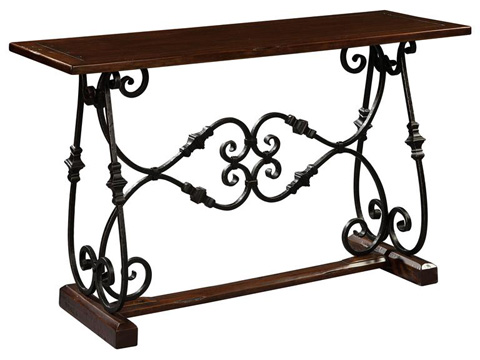 Hekman Furniture - Gothic Console Table - 2-7112