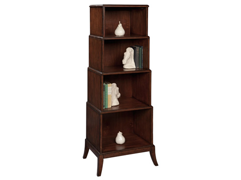 Hekman Furniture - Tiered Bookcase - 2-7221