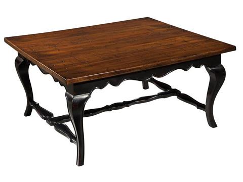 Hekman Furniture - French Slab Top Coffee Table - 2-7233