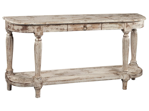 Hekman Furniture - Console Table with Drawer - 2-7260