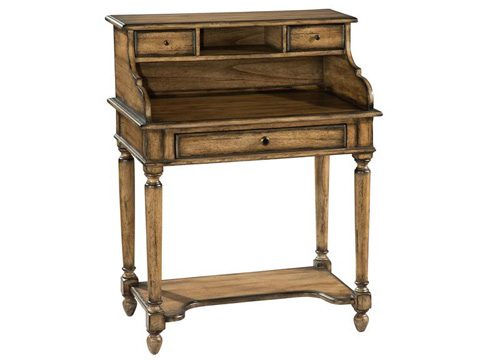 Hekman Furniture - English Secretary Desk - 2-7294