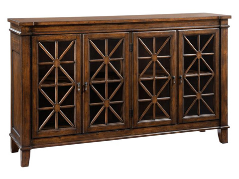 Hekman Furniture - Traditional Entertainment Console - 2-7301