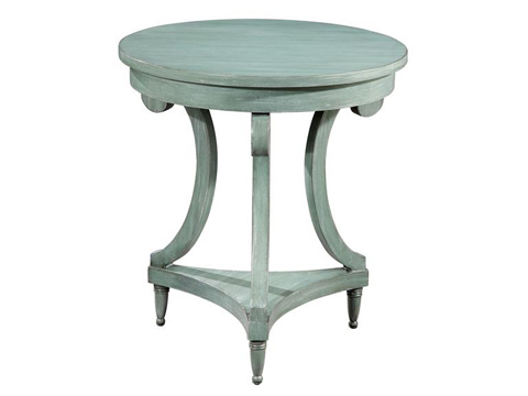 Hekman Furniture - Round Painted Table - 2-7308