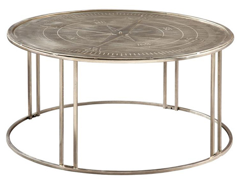 Hekman Furniture - Compass Coffee Table - 2-7314