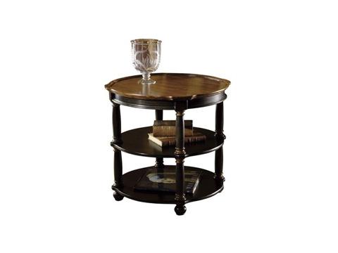 Hekman Furniture - Tuscan Estates Round Library Table - 7-2307