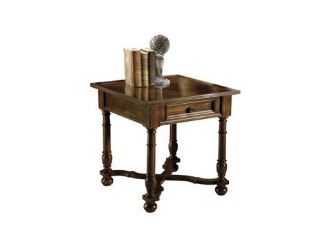 Hekman Furniture - Tuscan Estates Square Lamp Table - 7-2308