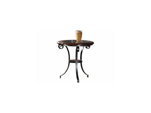 Hekman Furniture - Metal Lamp Table - 7-2927