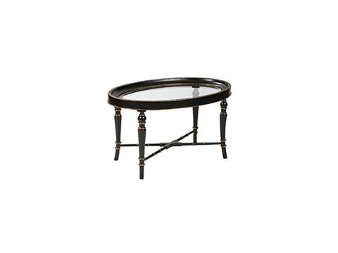 Hekman Furniture - Oval Coffee Table - 7-4100