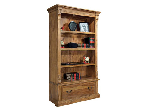 Hekman Furniture - Office Express Center Bookcase - 7-9304
