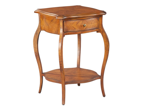 Hekman Furniture - Cordial Table with Drawer - 8-1057