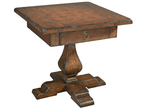 Hekman Furniture - Havana Servant End Table - 8-1218