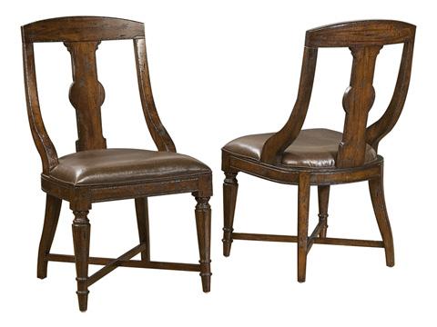 Hekman Furniture - Havana Side Chair - 8-1231