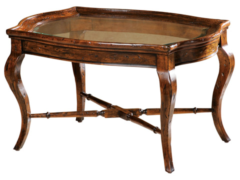 Hekman Furniture - Rue de Bac Oval Coffee Table - 8-7200