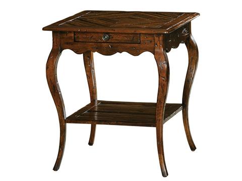 Hekman Furniture - Rue de Bac Lamp Table - 8-7204