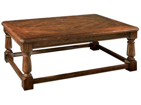 Hekman Furniture - Rue de Bac Coffee Table - 8-7214