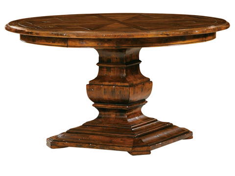 Hekman Furniture - Rue de Bac Round Dining Table - 8-7221