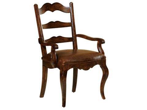 Hekman Furniture - Rue de Bac Arm Chair - 8-7226