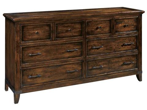 Hekman Furniture - Harbor Springs Six Drawer Dresser - 941501RH
