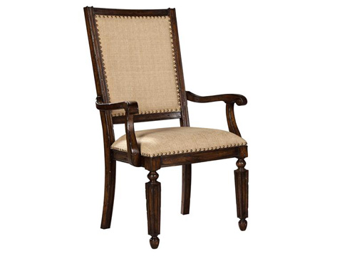 Hekman Furniture - Canyon Retreat Upholstered Arm Chair - 942806CY