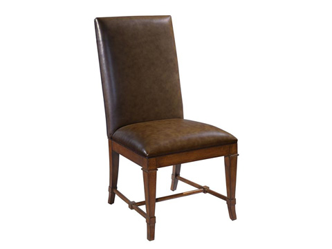 Hekman Furniture - European Legacy Side Chair - 1-1135