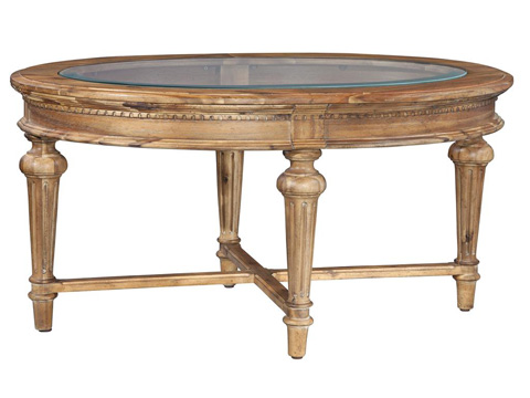 Image of Wellington Hall Oval Coffee Table
