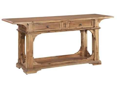 Hekman Furniture - Wellington Hall Sofa Table - 2-3310