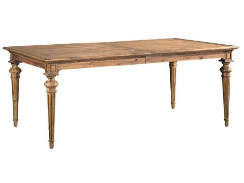 Hekman Furniture - Wellington Hall Rectangular Dining Table - 2-3320