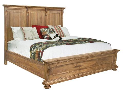 Hekman Furniture - Wellington Hall Queen Panel Bed - 2-3365