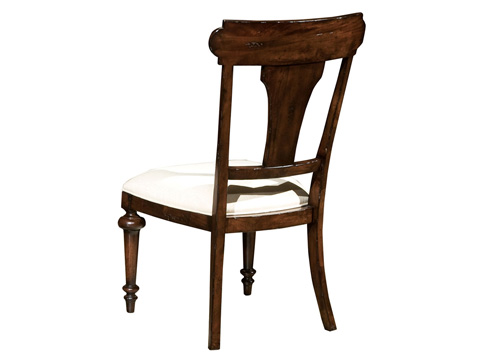 Hekman Furniture - Charleston Place Panel Back Side Chair - 942707CP