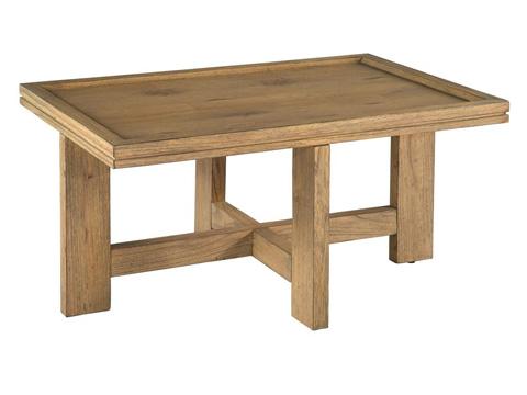 Hekman Furniture - Avery Park Rectangular Coffee Table - 951500AV