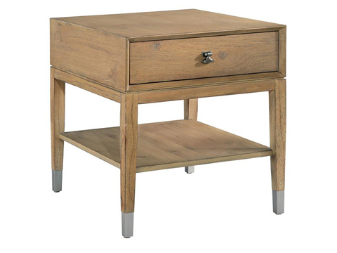 Image of Avery Park Lamp Table with Drawer