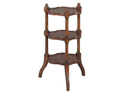 Hekman Furniture - Walnut Stand - 1-5101